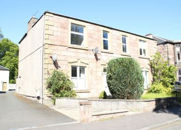 Thumbnail 2 bed flat for sale in Grange Road, Alloa