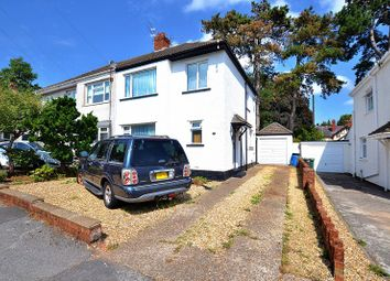 Thumbnail 3 bed semi-detached house for sale in Clos Fach, Rhiwbina, Cardiff.