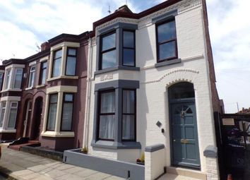 Thumbnail 4 bed end terrace house for sale in Swanston Avenue, ., Liverpool, Merseyside