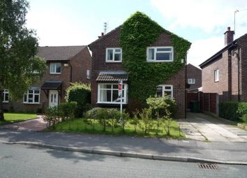 Thumbnail 4 bed detached house to rent in Capton Close, Bramhall, Stockport