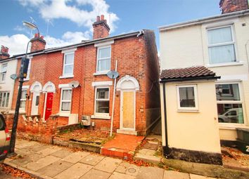 Thumbnail 3 bed end terrace house for sale in Lisle Road, New Town, Colchester
