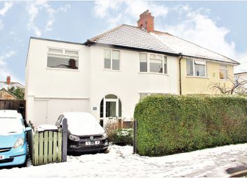 Thumbnail 5 bed semi-detached house for sale in Leyland Road, Harrogate