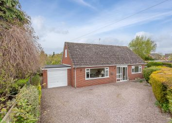Thumbnail 4 bed detached bungalow for sale in Church View, Knockin, Oswestry