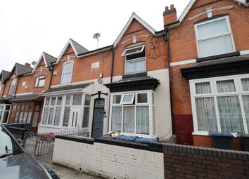4 bed terraced house for sale in Fentham Road, Aston, Birmingham B6