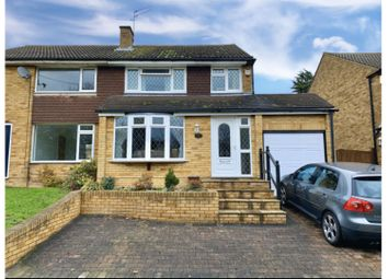 Thumbnail 3 bed semi-detached house for sale in Roman Road, Gravesend