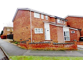 Thumbnail 3 bed semi-detached house for sale in Glenavon Road, Bedford, Bedfordshire