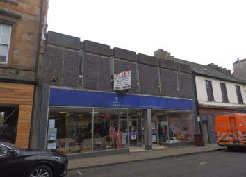 Thumbnail Retail premises for sale in 19 - 23 Bridge Street, Dunfermline
