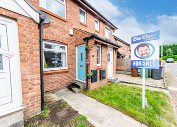 Thumbnail 1 bed terraced house for sale in Redhall Crescent, Beeston, Leeds