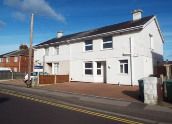 Thumbnail 3 bedroom property to rent in Churchill Road, Parkstone, Poole