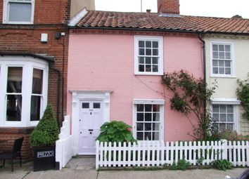 Thumbnail 3 bedroom terraced house for sale in Coastguards Court, High Street, Aldeburgh