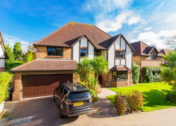 Thumbnail 5 bed detached house to rent in Gainsborough Place, Chigwell