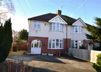 Thumbnail 3 bed semi-detached house for sale in Avon Close, Worcester Park