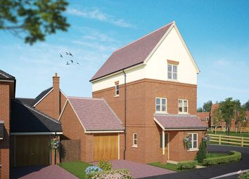 Thumbnail Town house for sale in Hartley Row Park, Fleet Road, Hartley Wintney, Hampshire