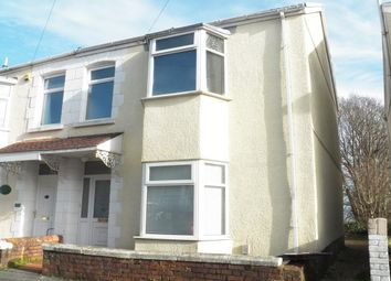 Thumbnail 3 bed property to rent in Westbourne Grove, Sketty, Swansea