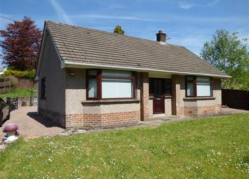 Thumbnail 2 bed detached bungalow to rent in Woodland View, Coal Road, Devauden