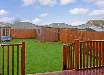 Thumbnail 3 bed semi-detached bungalow for sale in Cissbury Avenue, Peacehaven, East Sussex