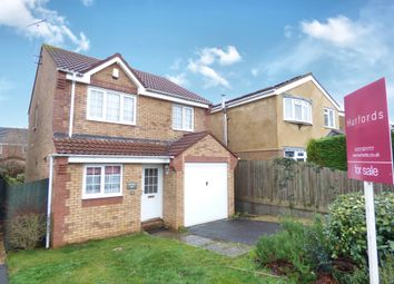 Thumbnail 3 bedroom detached house for sale in Irwell Close, Oakham