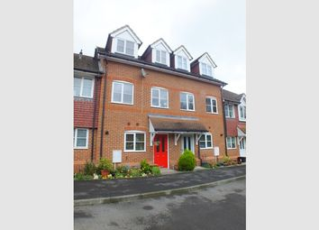 Thumbnail 4 bed terraced house for sale in Poperinghe Way, Arborfield, Reading, Berkshire