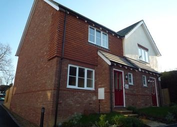 Thumbnail 3 bed semi-detached house to rent in Oaks Close, Tonbridge