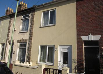 Thumbnail 2 bedroom terraced house to rent in Union Road, Lowestoft