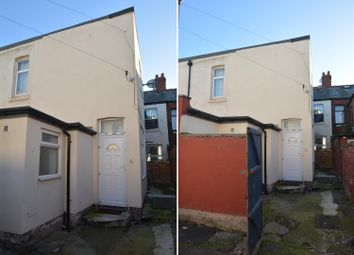 Thumbnail 2 bedroom semi-detached house for sale in Back Keswick Road, Blackpool