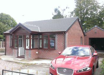 Thumbnail 3 bed bungalow to rent in Gerosa Avenue, Winwick, Warrington