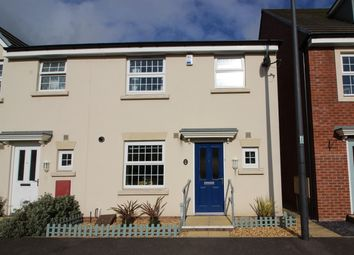 Thumbnail 3 bed end terrace house for sale in Normandy Drive, Yate, Bristol