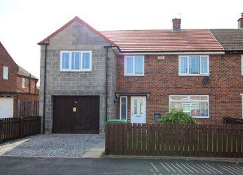 Thumbnail Semi-detached house for sale in Sledwick Road, Billingham