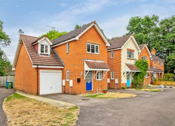 Thumbnail 3 bed detached house for sale in Weaver Moss, Sandhurst