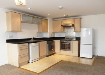 Thumbnail 2 bed flat to rent in Armstrong House, Exeter Street, Plymouth