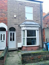 Thumbnail 2 bed terraced house to rent in Percy Cottages, Mayfield Street, Hull