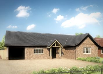 Thumbnail 3 bed detached bungalow for sale in Whoopers Hollow, Swan Lane, Shipdham