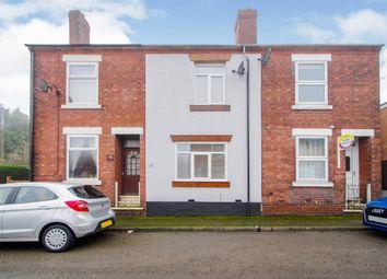 Thumbnail 2 bed terraced house for sale in Bullock Lane, Riddings, Alfreton