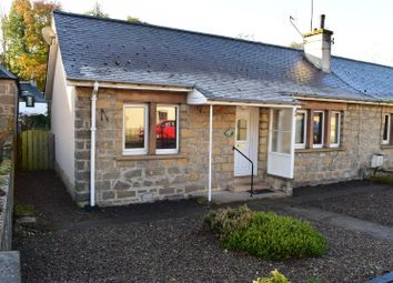 Thumbnail 2 bed semi-detached bungalow for sale in St. Andrews Road, Lhanbryde, Elgin