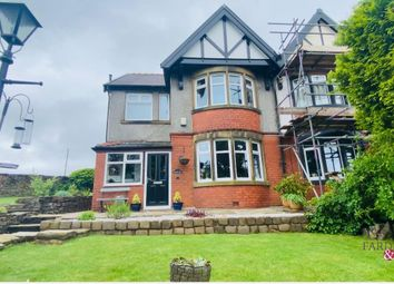 Thumbnail 3 bed semi-detached house for sale in Bent Estate, Bacup