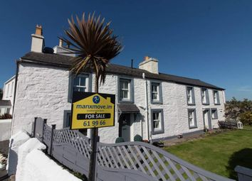 Thumbnail 4 bed town house for sale in White Cottage, Croit E Caley, Colby