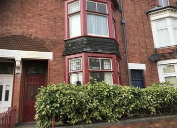 Thumbnail 7 bed terraced house to rent in Queens Road, Leicester