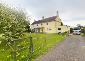 Thumbnail 3 bed semi-detached house for sale in Green Lane, Upton, Huntingdon