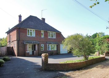 Thumbnail 3 bed detached house for sale in Dornden Drive, Langton Green, Tunbridge Wells