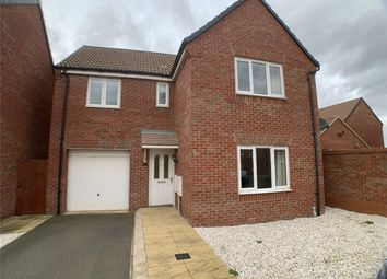 Thumbnail 4 bed detached house to rent in Baroness Way, Market Deeping, Peterborough, Lincolnshire