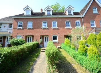Thumbnail 3 bed terraced house for sale in Campbell Fields, Aldershot, Hampshire
