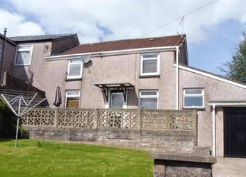 Thumbnail 3 bed end terrace house for sale in Wern Road, Sebastopol, Pontypool