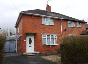 Thumbnail 3 bed semi-detached house to rent in Boweswell Road, Ilkeston