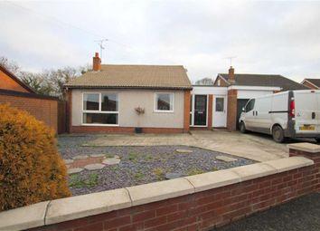 Thumbnail 3 bed detached bungalow for sale in Muirfield Road, Buckley, Flintshire