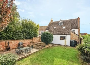 Thumbnail 5 bedroom semi-detached house for sale in High Street, Hail Weston, St. Neots