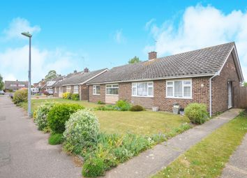 Thumbnail 2 bed semi-detached bungalow for sale in Cedar Avenue, Kesgrave, Ipswich