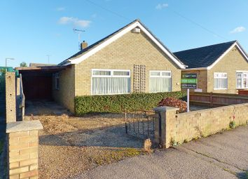Thumbnail 3 bed detached bungalow for sale in Coneygree Road, Peterborough