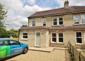 Thumbnail 6 bed semi-detached house to rent in Brooks Road, Cambridge