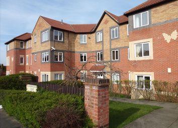 Thumbnail 2 bed flat for sale in Sandringham Court, Sheriffs Close, Felling, Gateshead