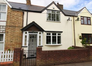 Thumbnail 3 bed terraced house for sale in Chapel Row, Dinas Powys, Glamorgan